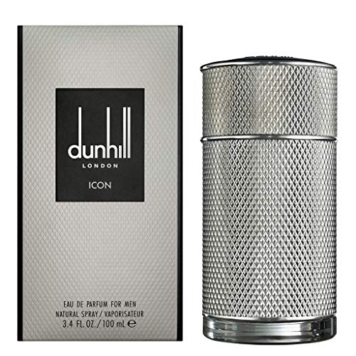 Dunhill Icon by Alfred Dunhill, 3.4 oz Eau De Parfum Spray for Men