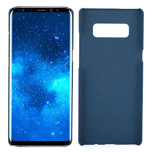 Slim Case for Galaxy Note 8 - Bear Motion Premium Back Cover for Samsung Galaxy Note 8 Smartphone (Blue)