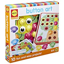 ALEX Toys - Early Learning Button Art - Little Hands 1408