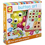 ALEX Discover Button Art Activity Set
