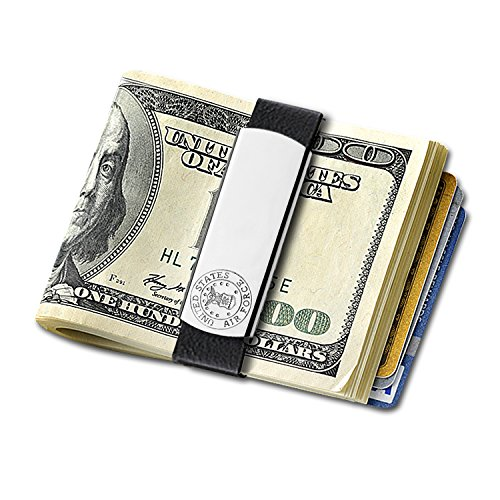 (GRAND BAND Deluxe Military Money Band: Army, Air Force, Navy, Coast Guard, Marines (AIR FORCE))