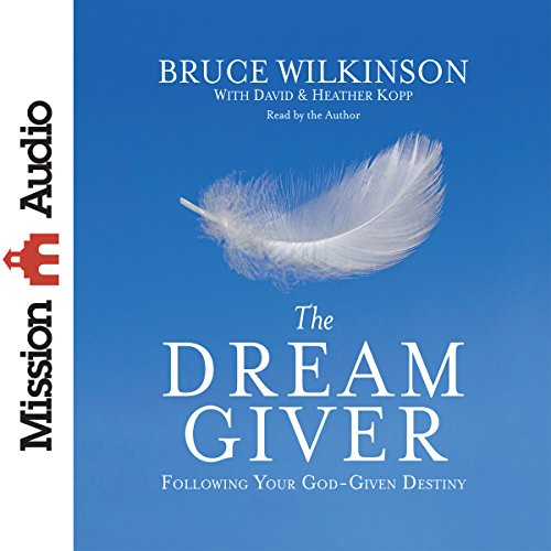 The Dream Giver Audiobook [Free Download by Trial] thumbnail