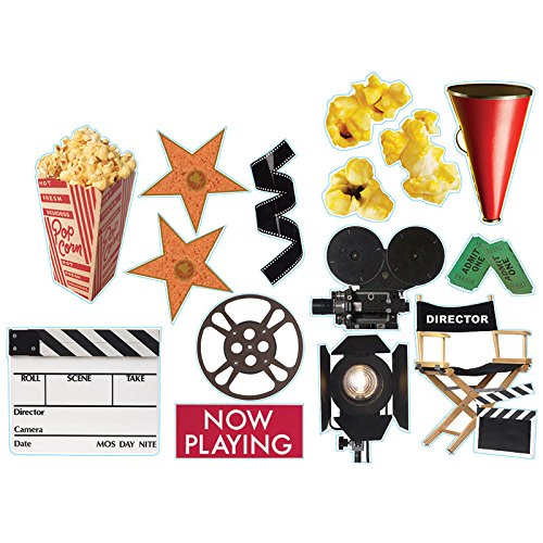 Eureka Movie Theme Deco Kit -