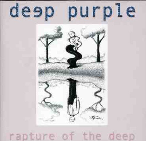 Deep Purple: Rapture Of The Deep (Audio CD)