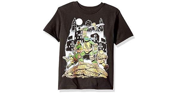 Amazon.com: Nickelodeon - Camiseta de manga corta para niño ...