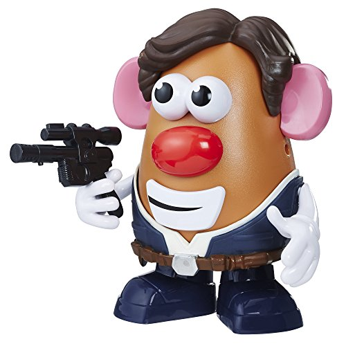 Playskool Friends Mr. Potato Head Han Spud-Lo ()
