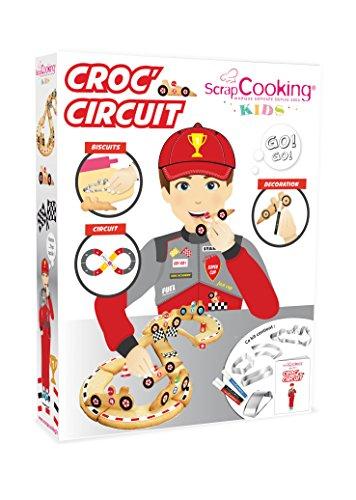ScrapCooking 3700392438029 Croc Circuit Cookie Making Kit