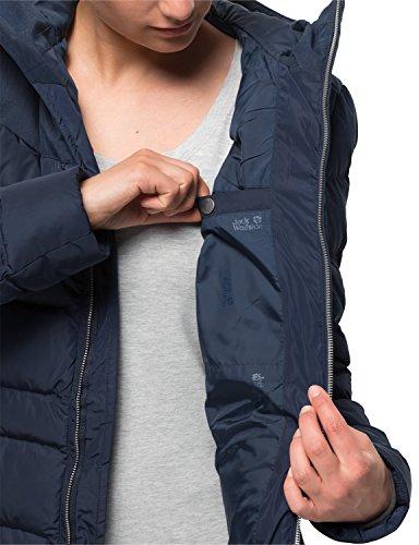 1203332 Baffin scuro Jack Island Blu W Coat Wolfskin XS Unisex 8YRY5rxqPw
