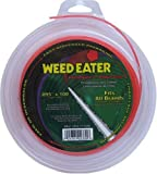 Weed Eater 952711590 0.095-Inch by 100-Feet Premium 5-Edge String Trimmer Line