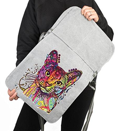 Art & Detail Shirt , Sac bandoulière pour femme gris gris Taille unique
