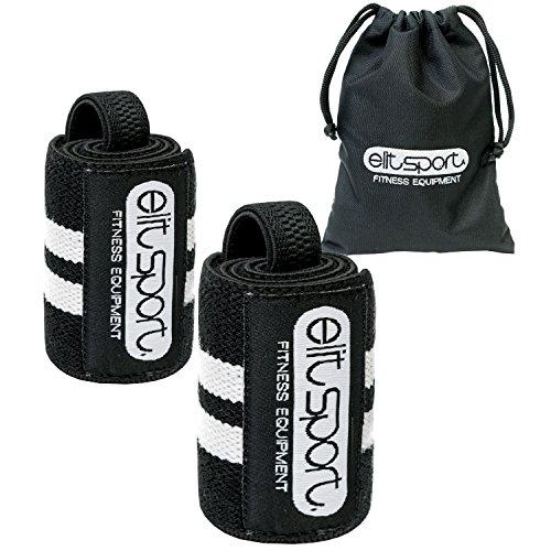 ELIT-SPORT-Poignet-SupportSystem-Paire-12-Poignes-18-HEAVY-45-cm-DUTY-Wrist-Wraps-WeightliftingCrossFitPowerlifting-Kettlebells-pompes-Dip-support-et-une-Protection-idale-pour-les-poupes-adulte-mixte-