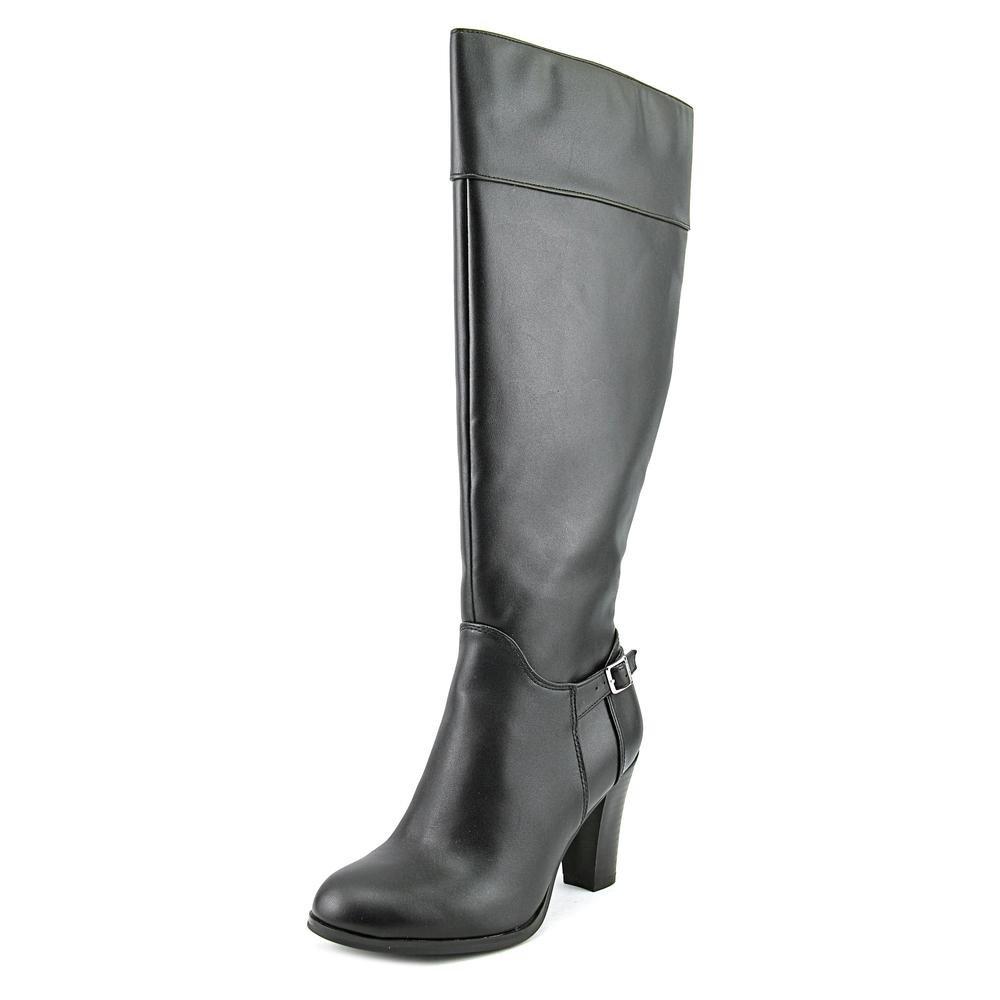 Giani Bernini Boelyn Rund Kunstleder Mode Stiefel Knie hoch Stiefel Mode fff7ed