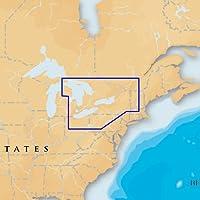 NAVIONICS MSD/901P+ / Navionics Platinum Plus 901PP - East Great Lakes - SD Card