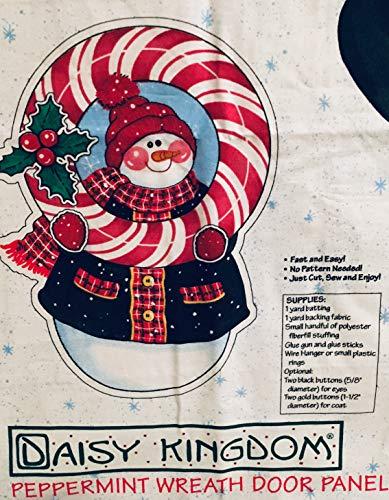 - Daisy Kingdom Peppermint Wreath 35