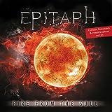 Epitaph: Fire from the Soul (Red Vinyl) [Vinyl LP] [Vinyl LP] (Vinyl)