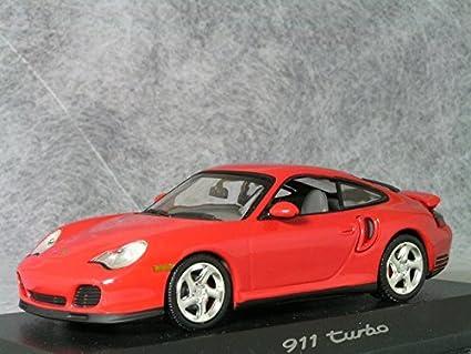 Minichamps 1/43 Porsche 911 (996) Turbo dealer special order Porsche