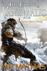 Saint Elm's Deep by M. R. Mathias ebook deal
