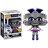 Funko Ballora (Chase Edition) POP! Games x Five Nights at Freddy's - Sister Location Vinyl Figure + 1 Official FNAF Trading Card Bundle (13732)