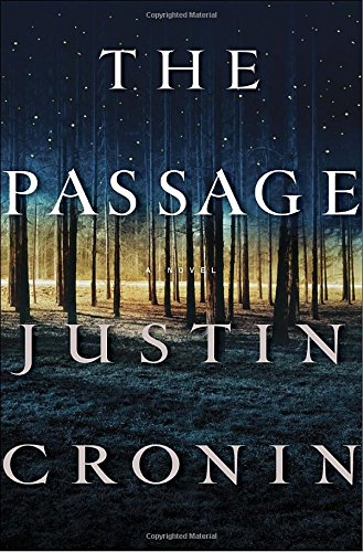 The passage a novel book one of the passage trilogy justin the passage a novel book one of the passage trilogy justin cronin 9780345504968 amazon books fandeluxe Choice Image