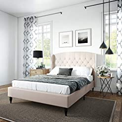 Classic-Brands-Coventry-Upholstered-Platform-Bed-Headboard-And-Metal-Frame-With-Wood-Slat-Support-Queen-Beige