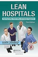 Lean Hospitals Paperback