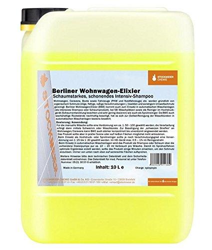Berliner Wohnwagenelexier 10 Liter Gebinde