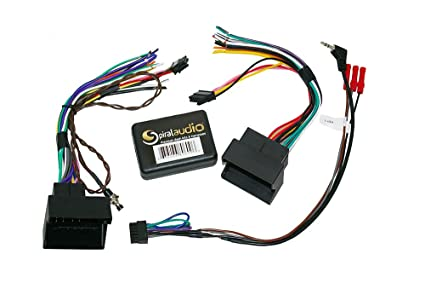 mini cooper (2001 2006) radio wire harness w harman kardon amplifier and swc retention interface Mini Cooper 2004 Cooling System