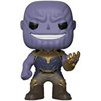 Funko - Marvel 26467:Avengers Infinity War Pop Thanos Figurine