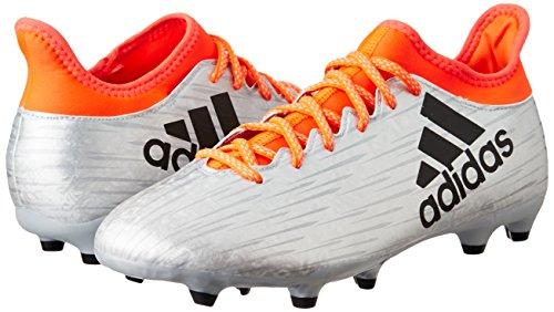 Fg 3 Adidas X argent Argent Football Homme De Pour Chaussures 16 1w6tq6