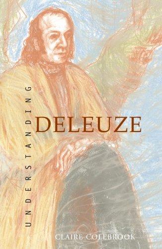 Understanding Deleuze (Australian Cultural Studies.)