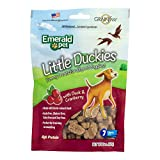Smart N' Tasty Little Duckies And Cranberry Grain Free Natural Treats Review