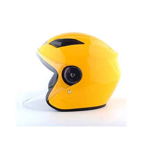 GZZ casco de moto casco integral - Cascos De Moto Para Ciclismo De Hombre Cascos Eléctricos