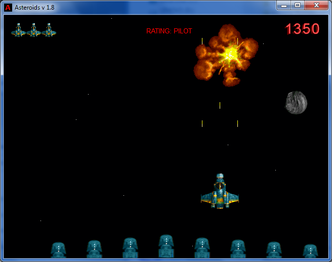 Asteroids [Download]