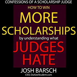 Confessions of a Scholarship Judge Audiobook
