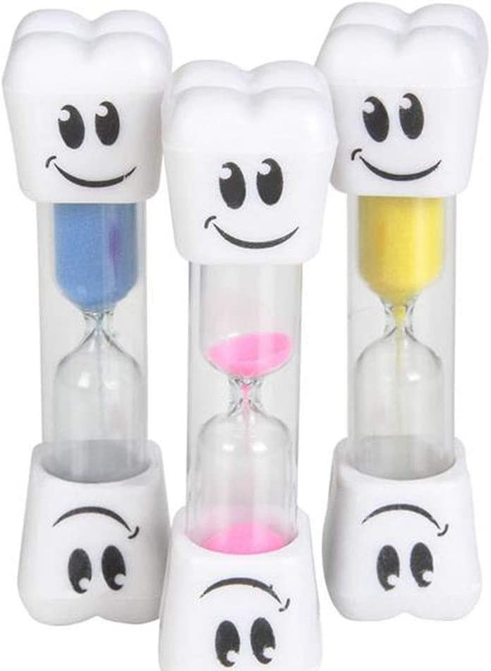 Tooth Brushing Sand Timer for Kids and Teens Great, Dentist Gift (48)