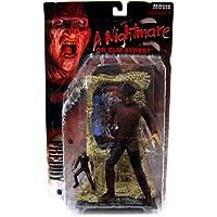 Movie Maniacs 1: Freddy Krueger - Una figura de acción de Nightmare On Elm Street
