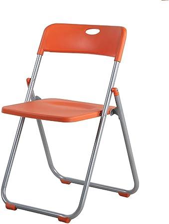 Chaise se pliante, acier-plastique fort léger approprié à la ...