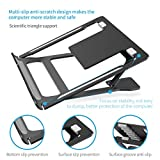 Foldable Adjustable Laptop Stand,Laptop Stand for