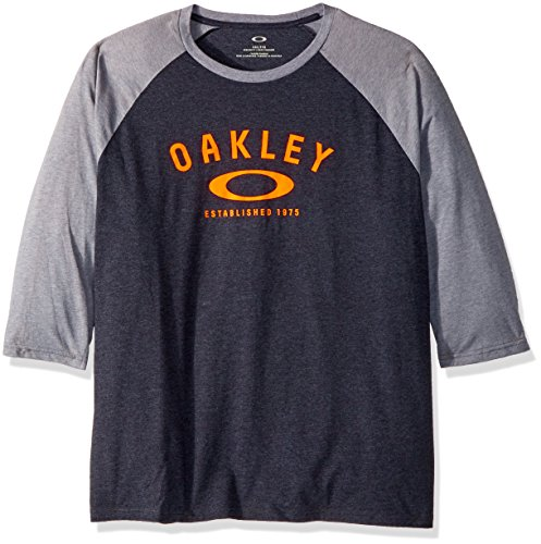 Oakley Men's 50-Classic Rgln, Blackout Lt Htr, - Oakleys Classic