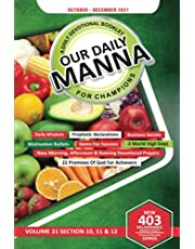 Our Daily Manna (ODM) October - December 2021: The Devotional For Champions: October - December 2021