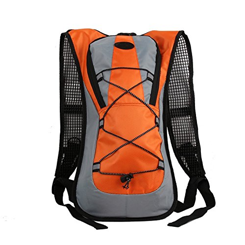 McDonalnd Cool Walker Hydration Backpack Water Pack Bags Cycling Hiking Rucksack Red