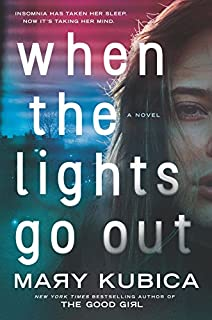 Book Cover: When the lights go out