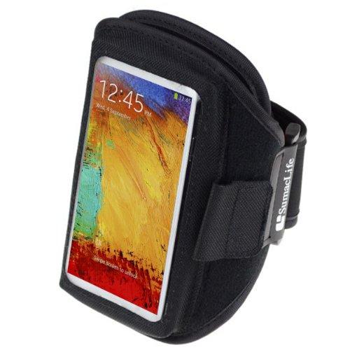 SumacLife Leather Workout Armband Advance