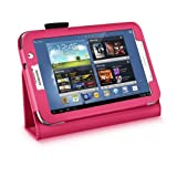Minisuit Classic Case with Handstrap for Samsung Galaxy Note 8.0 N5100 (Magenta Pink)