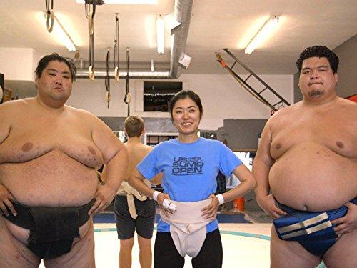 Female Sumo Wrestler]()