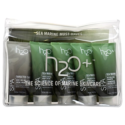 H2O Marine Kit, Spa Sea, 5 Count by Carolina Herrera