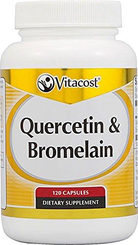 Vitacost Quercetin Bromelain — 120 Capsules