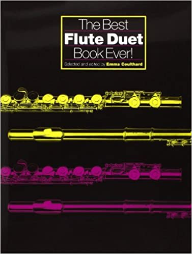 DUETS FOR ONE FLUTE FLT BOOK//CD