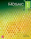 img - for Mosaic Level 1 Listening/Speaking Student Book book / textbook / text book