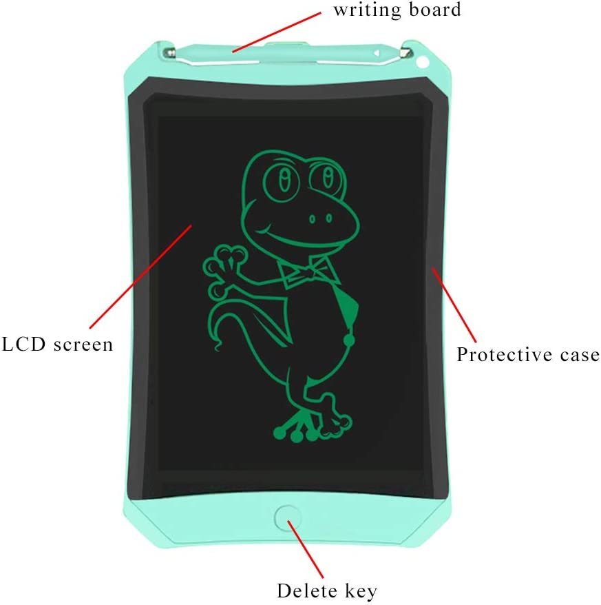 Multi-Function LCD Tablet Electronic Graffiti Board Childrens Gifts Smart Painting Board Magic Board Childrens Tablet Painting Drawing Board Home Blackboard